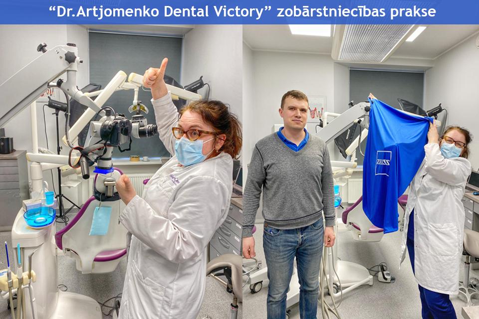 Dr.Artjomenko Dental Victory