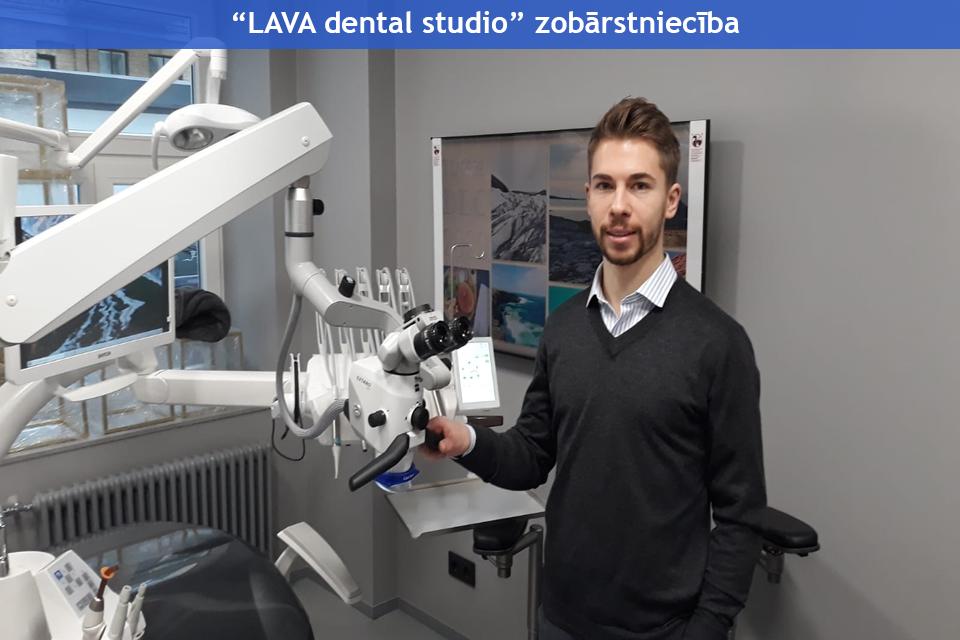 lava dental