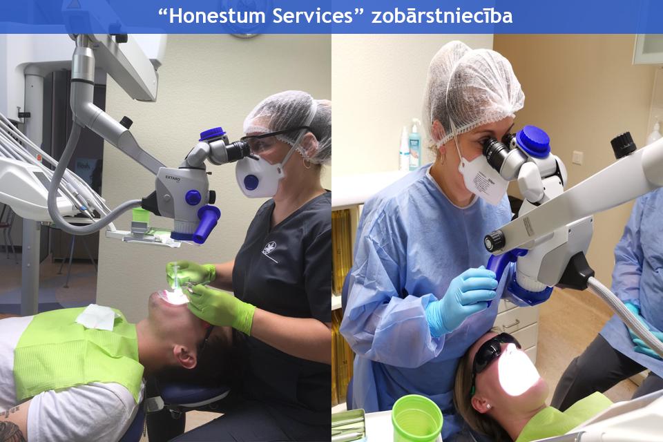 honestum services